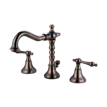 Widespread Victorian Lavatory Faucet